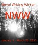 NovelWritingWinterTrees