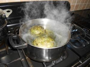 BoilingArtichokes