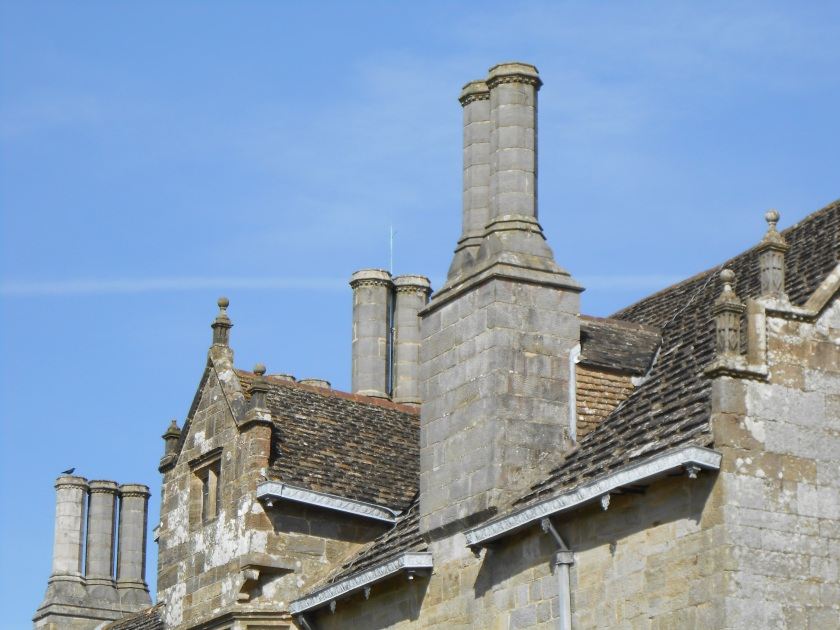 Chimneys Wakehurst Place