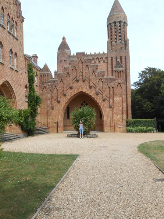 Quarr Abbey 1
