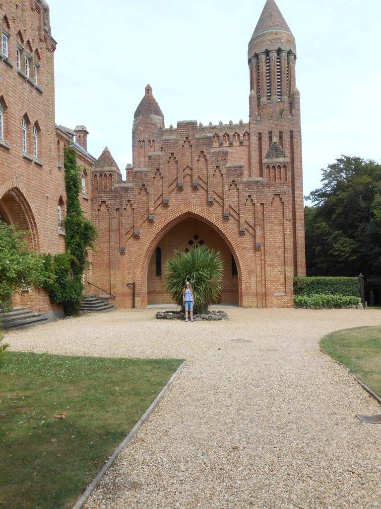 Quarr Abbey 1