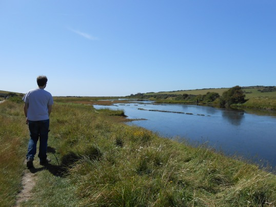 J at Cuckmere Haven