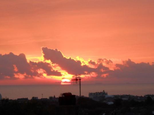 Sunrise Over Sea 02