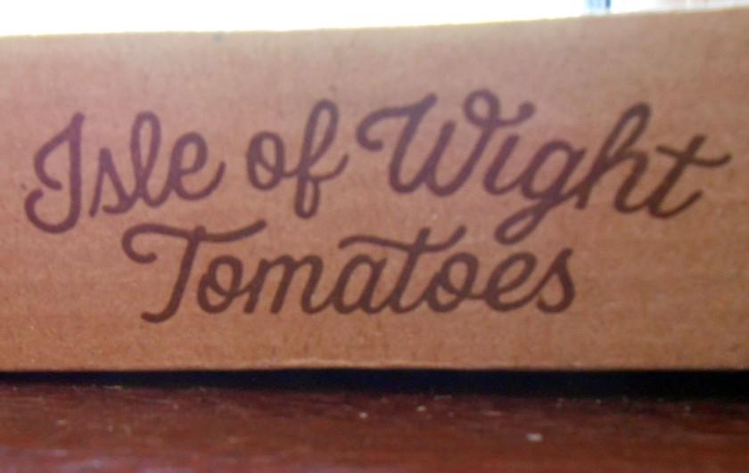 I of W Tomatoes